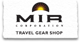 MIR CORPORATION Travel Gear Shop